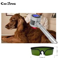 Veterinary Use Cold Level Laser Therapy Device Dog Cat Horse  Wound Healing Animals Pain Relieve Machine